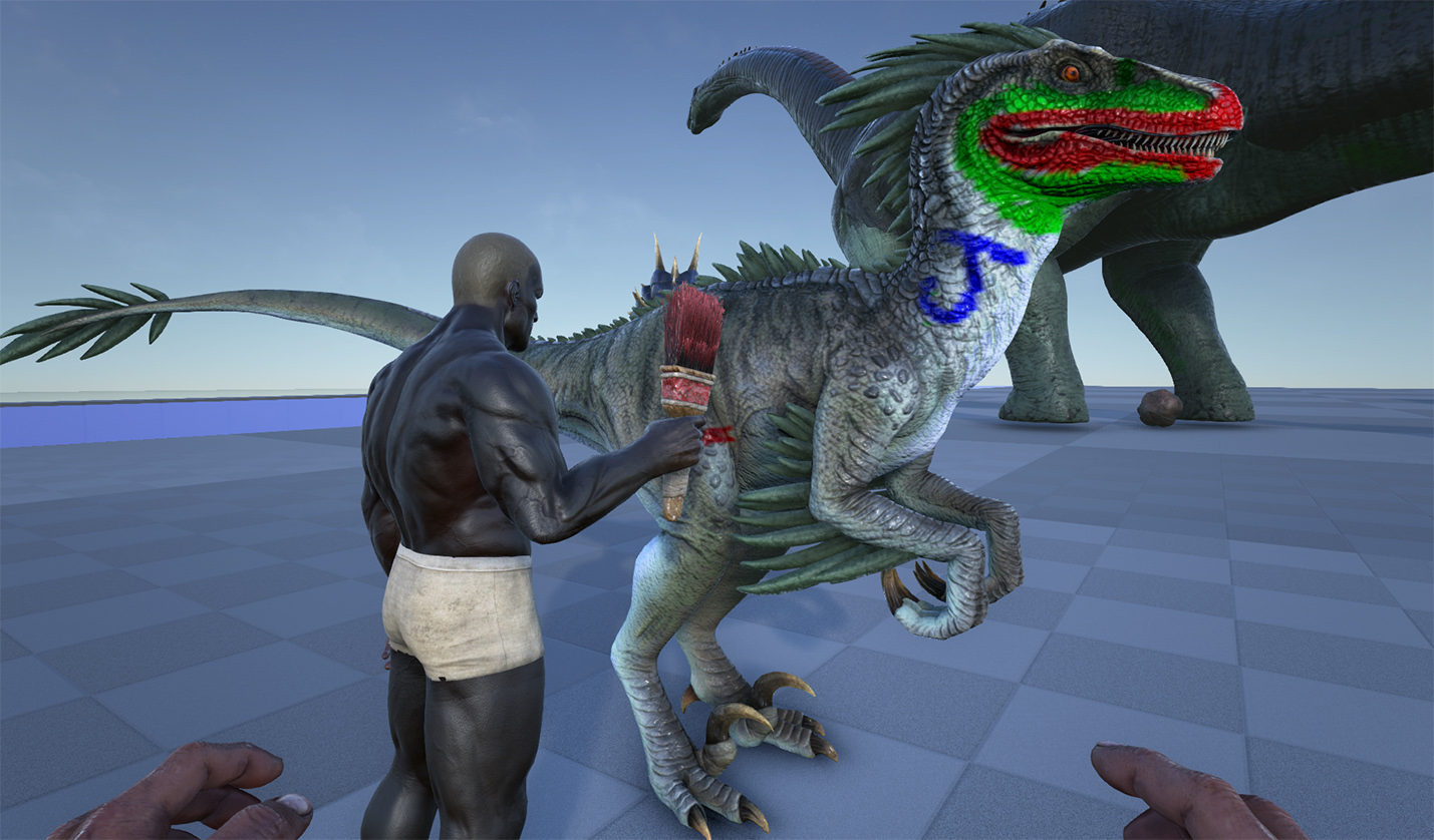 Ark Creature Fits Through Overview