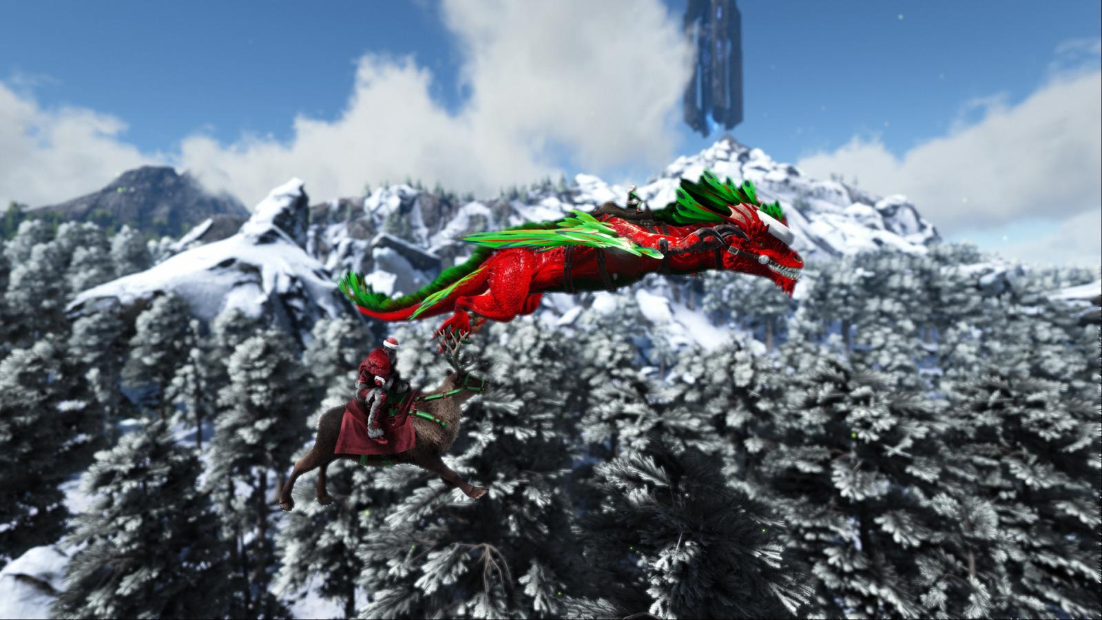 Happy holidays community crunch 113 jurassic ark for Ark holidays llp