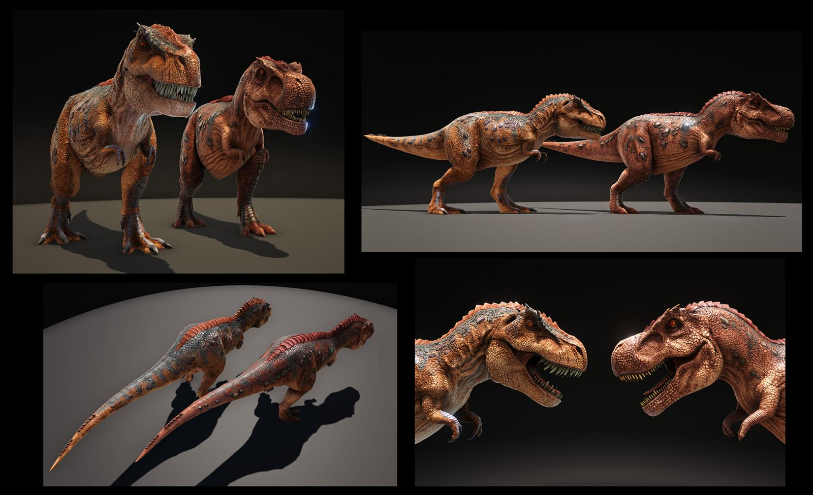 Community Crunch 112 And Dino TLC Preview Jurassic Ark